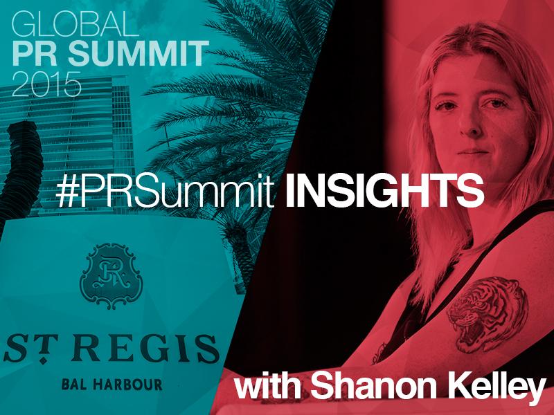 PRSummit: Vice's Shanon Kelly On Speaking 'Broadly' To Women