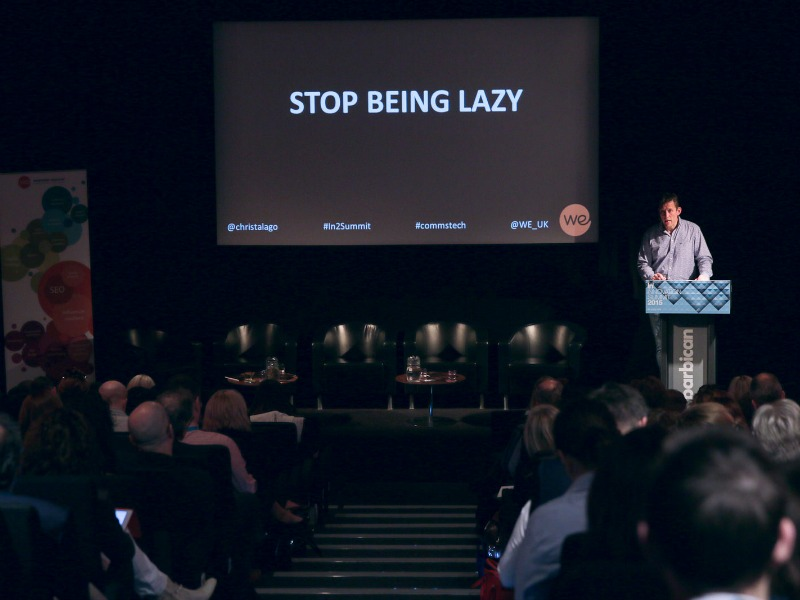 6 Things We Learned At The 2015 London In2Summit