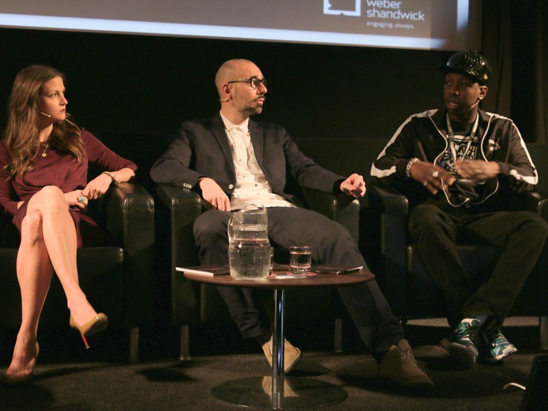 'Innovation Is About Problem Solving,' Jamal Edwards Tells London In2Summit