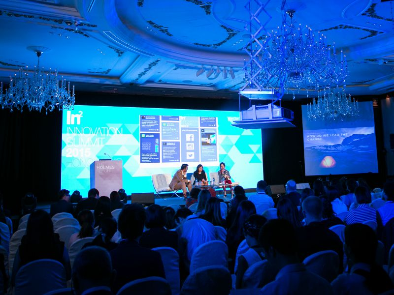 Photos: 2015 In2 Innovation Summit Hong Kong