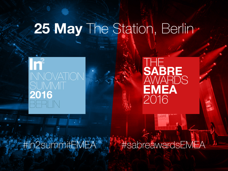 Holmes Report's EMEA Innovation Summit To Take Place On 25 May In Berlin