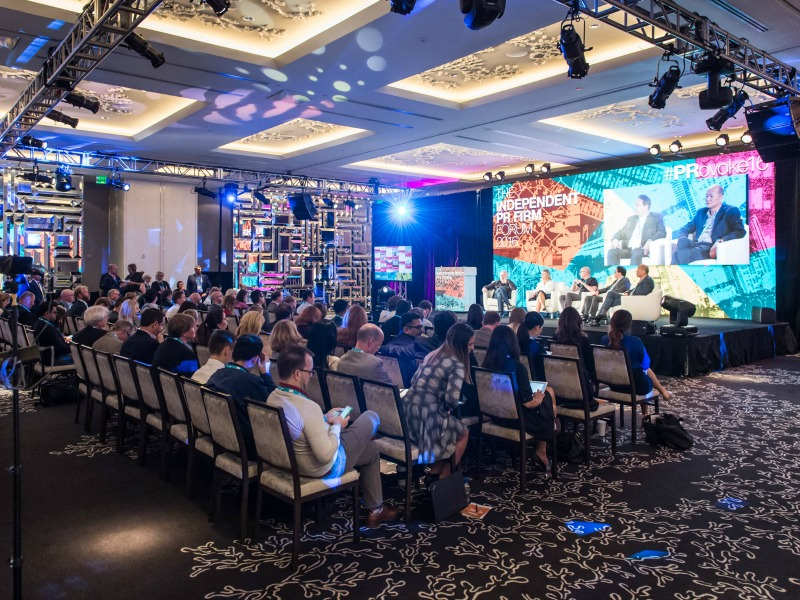 "PRovoke16: ""Attitude And Passion"" Required By Ambitious PR Firms"