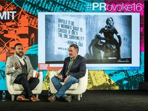 "PRovoke16: ""Don't Advertise. Don't Push Products. Solve The Problem"""