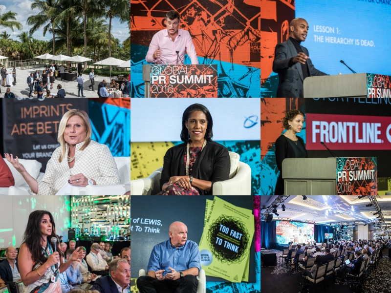 20 Of The World's Leading Agencies Partner On PRovoke17 Summit