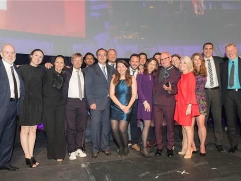 Weber Shandwick Wins 2017 Pan-EMEA Consultancy Of The Year