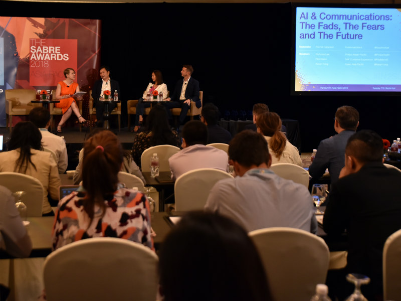 IN2Summit Asia-Pacific:  'AI Is Only As Good As The Human Experts Working On It'
