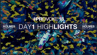 Video: PRovoke18 Day One Highlights