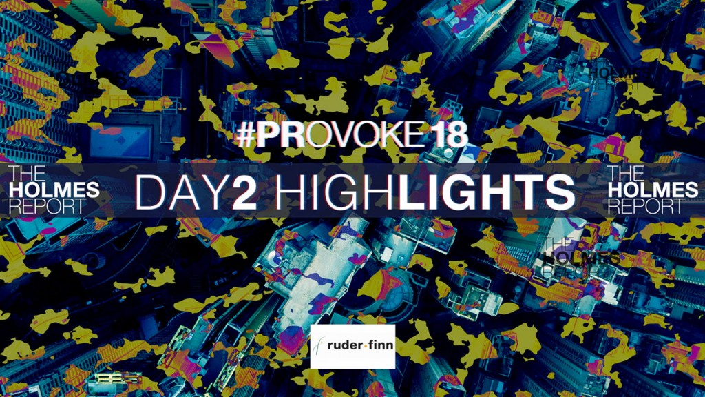 Video: PRovoke18 Day Two Highlights