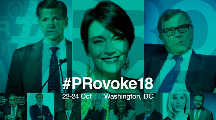 PRovoke18: Global PR Summit