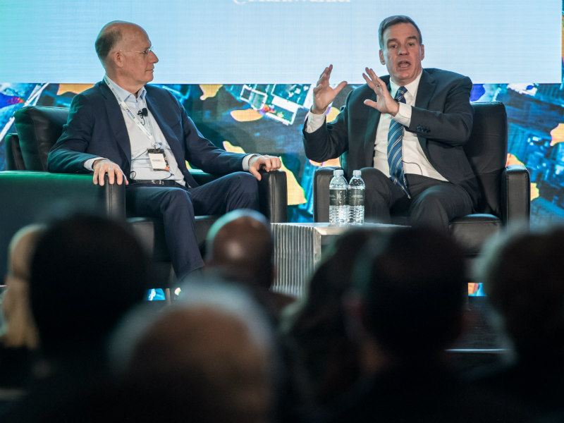 PRovoke18: Senator Mark Warner Calls On Social Media Giants To Embrace Data Transparency