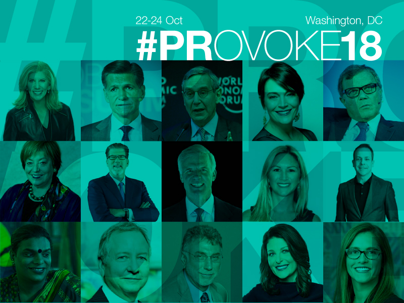 PRovoke18: In-House Leaders Include AB InBev, Aflac, Goldman Sachs, Nestle, P&G, Salesforce & Many More
