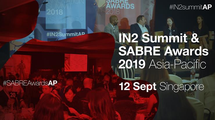Asia-Pacific IN2Summit + SABRE Awards