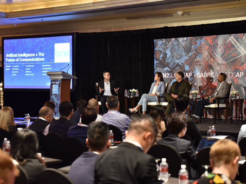 IN2Summit: Asia Emerges As Critical Barometer For AI's Comms Challenges