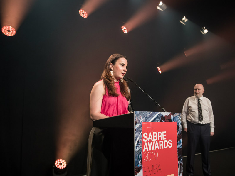 Romanian Immunization Campaign Wins Best In Show At EMEA SABREs