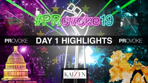 Video: PRovoke19 Day One Highlights
