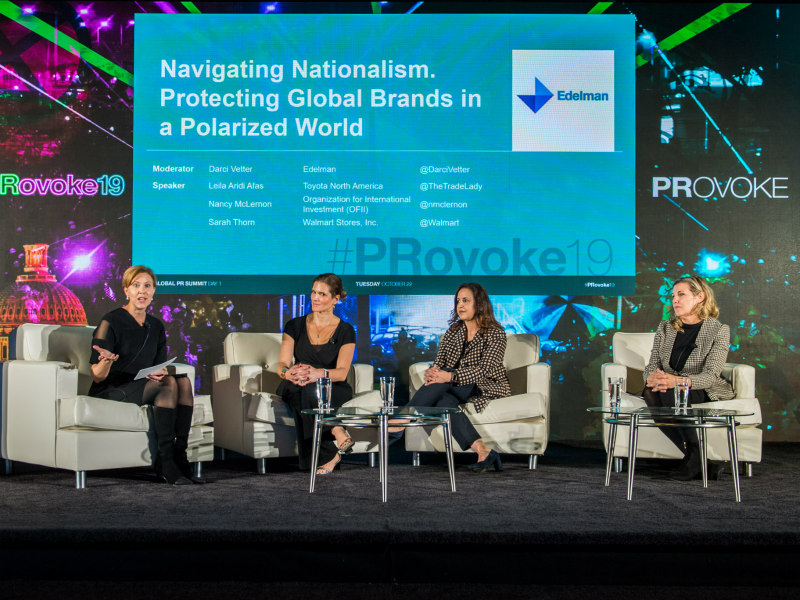PRovoke19: Communicating In The America-First Era