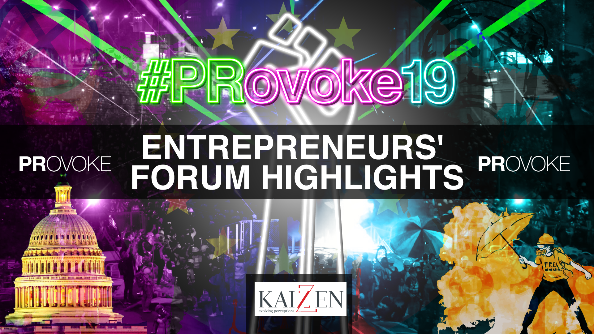 Video: PRovoke19 Entrepreneurs' Forum Highlights