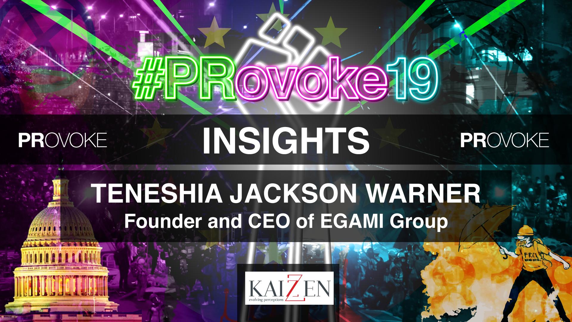 Video: Teneshia Jackson Warner On Agency Diversity & Inclusion
