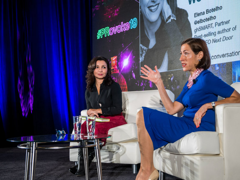 """PRovoke19: """"Don't Be Afraid To Challenge The CEO"""""""