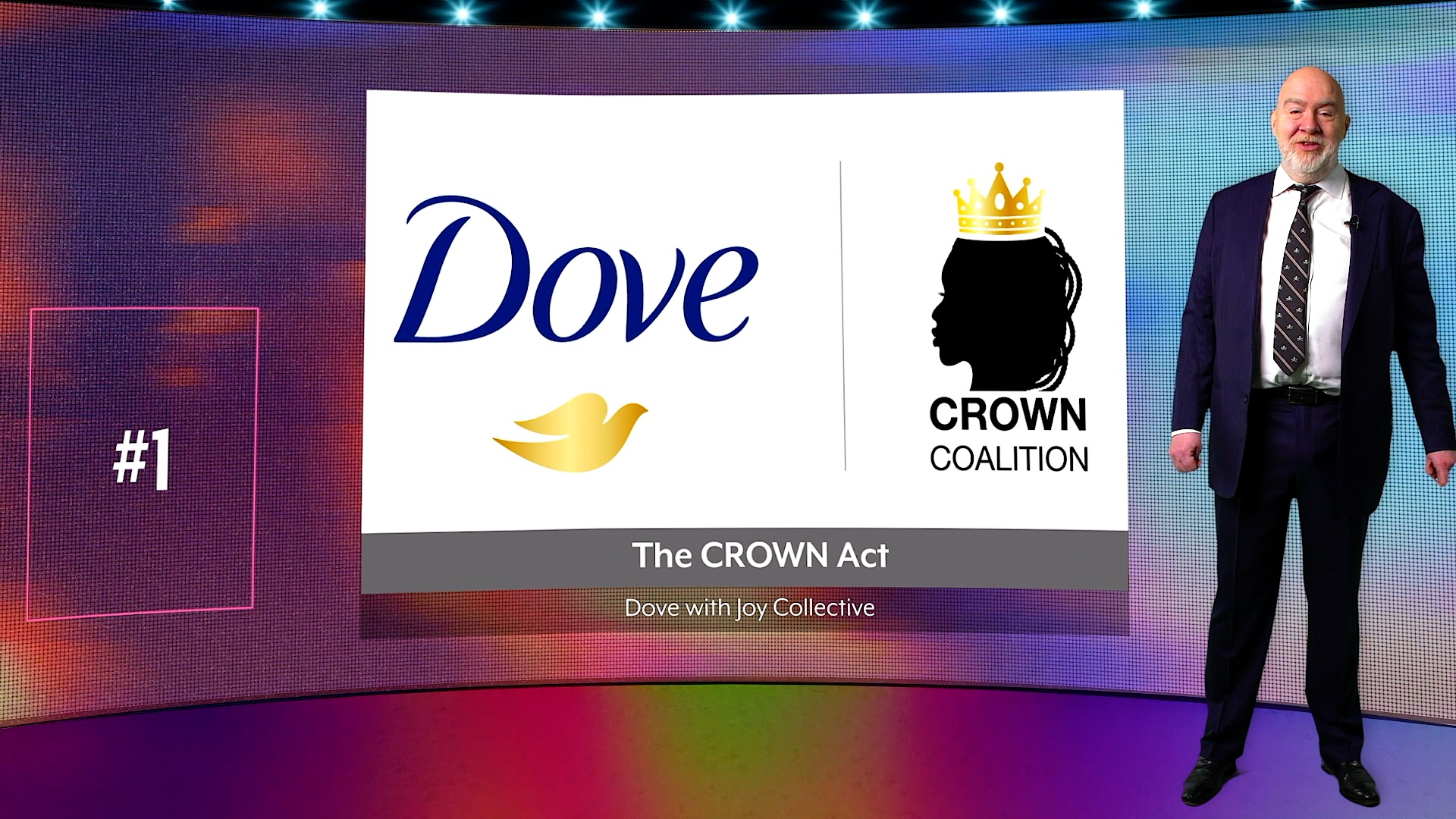 Dove's 'Crown Act' Work Wins Best In Show At 2020 Global SABRE Awards