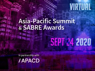 Book Your Tickets Now: Asia-Pacific Summit & SABRE Awards Ceremony On 24 Sept