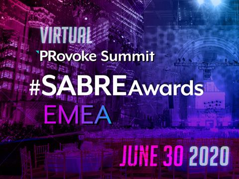 Book Your Tickets Now: EMEA Summit & SABRE Awards Ceremony On June 30