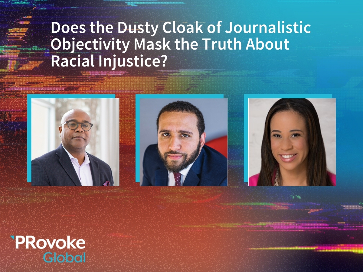 PRovokeGlobal Video: CBS News Journalist Wesley Lowery On Racial Injustice & Media Reporting