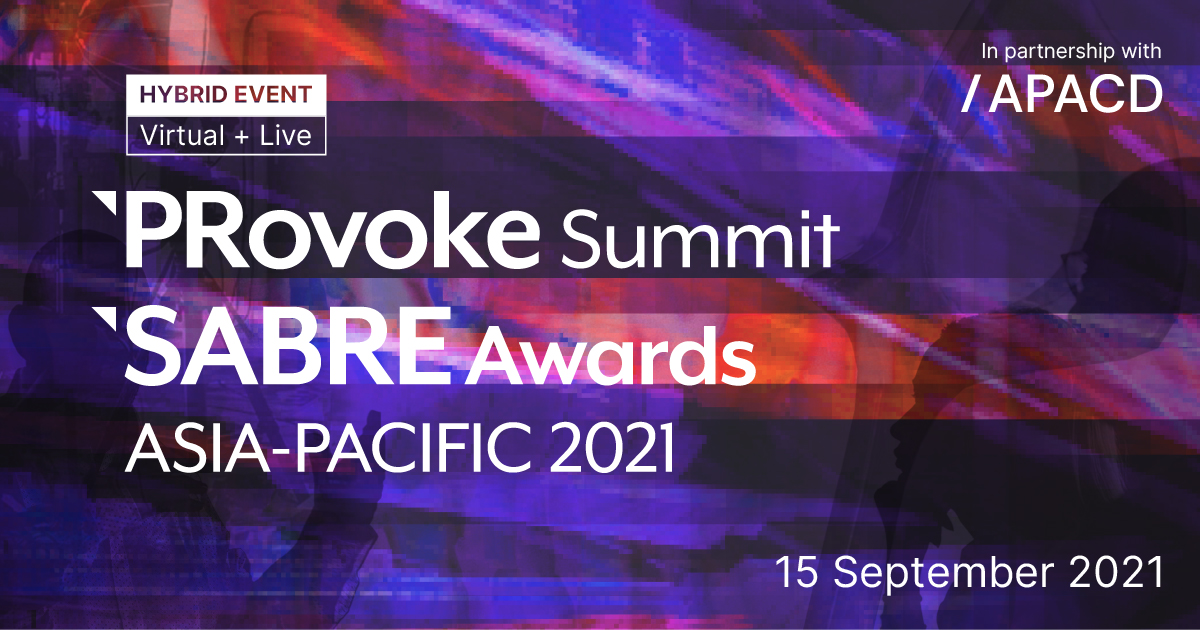 Asia-Pacific Summit + SABRE Awards