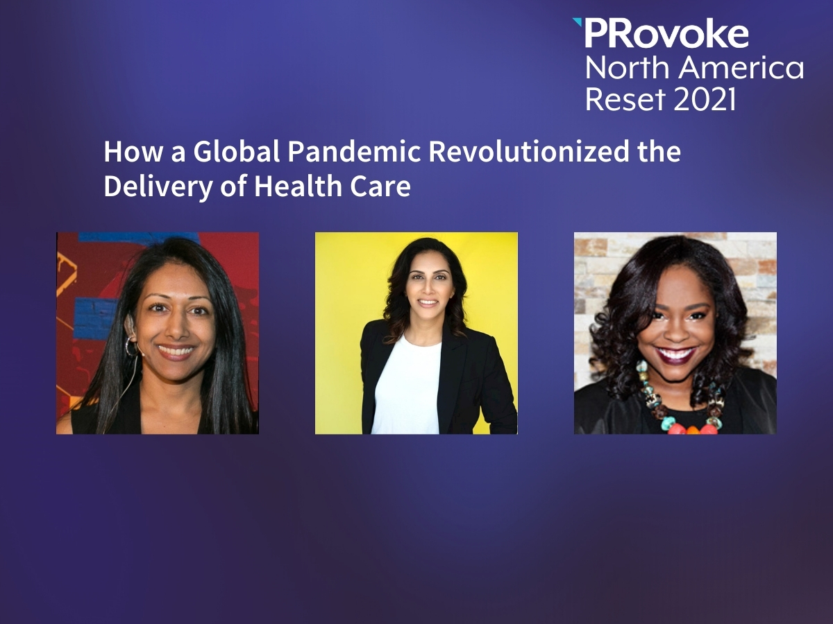 Speakers From Salesforce, HIMSS To Talk About The Pandemic At PRovoke North America