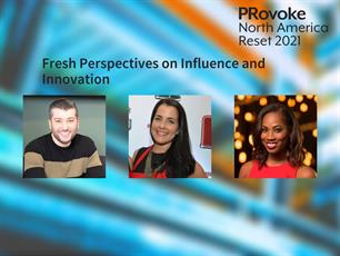 Speakers from General Motors, KitchenAid Join PRovoke North America Lineup