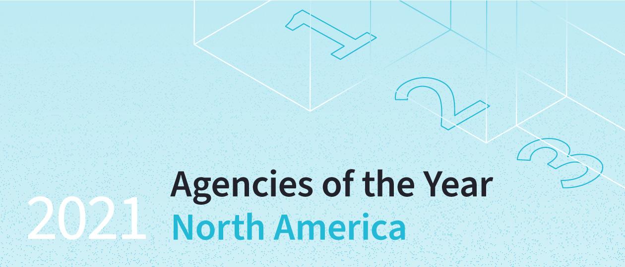 2021 Midsize PR Agencies of the Year, North America