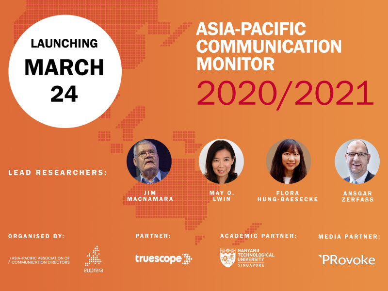 Join APCM Launch To Understand The Key Issues Shaping Comms In Asia-Pacific