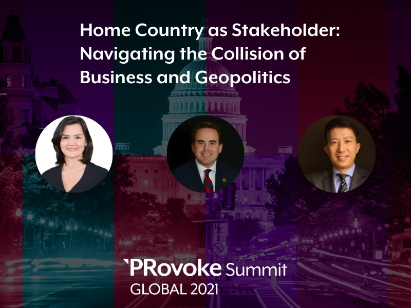 PRovokeGlobal: Why National Security Has Emerged As A Key Stakeholder Challenge