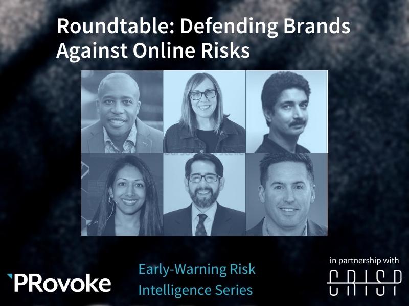 Roundtable: Defending Brands Against Online Risks