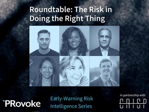 Roundtable: The Risk In Doing The Right Thing