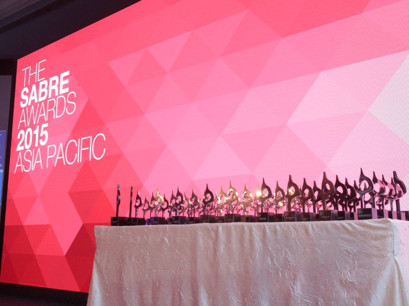 Photos: 2015 Asia-Pacific SABRE Awards