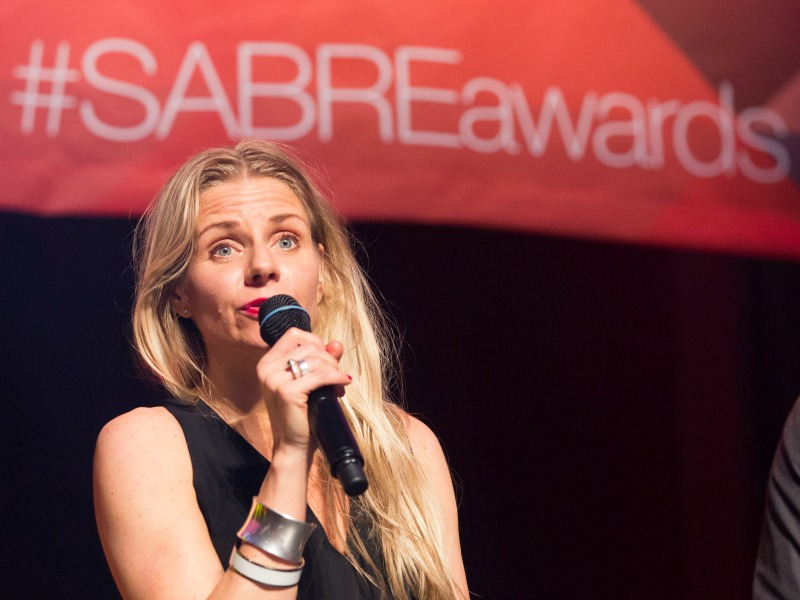 2015 SABRE Awards EMEA: Photos