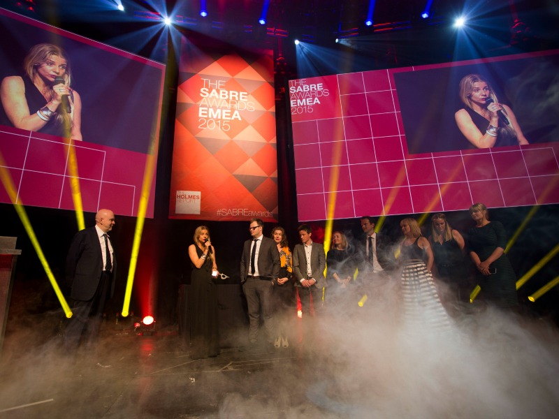 2015 EMEA SABRE Awards: Plan Norway And Trigger Take Top Honours For #StopTheWedding