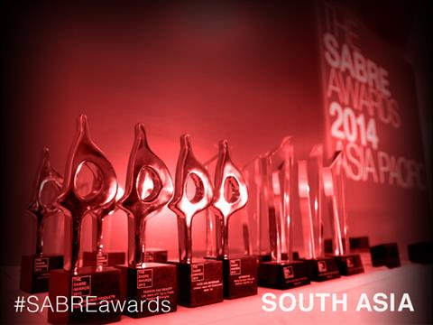 2017 SABRE Awards South Asia Launches Call For Entries