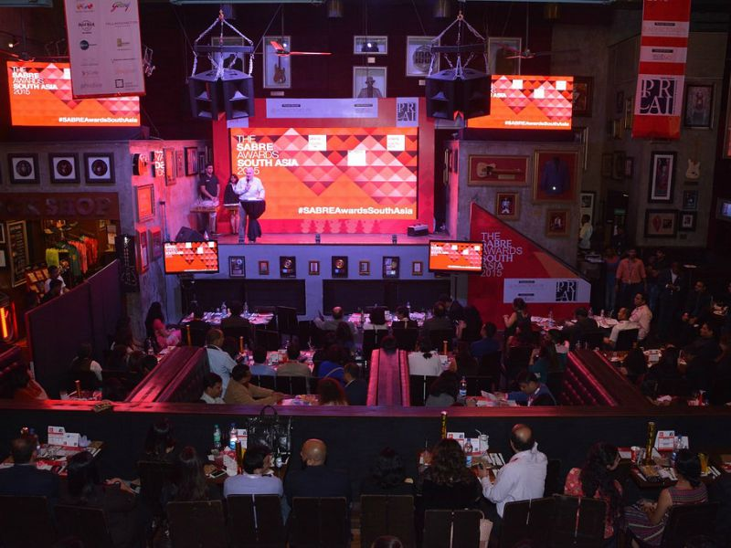 Photos: 2015 South Asia SABRE Awards