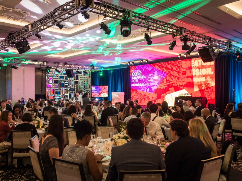 Video: Global SABRE Awards 2016 Highlights
