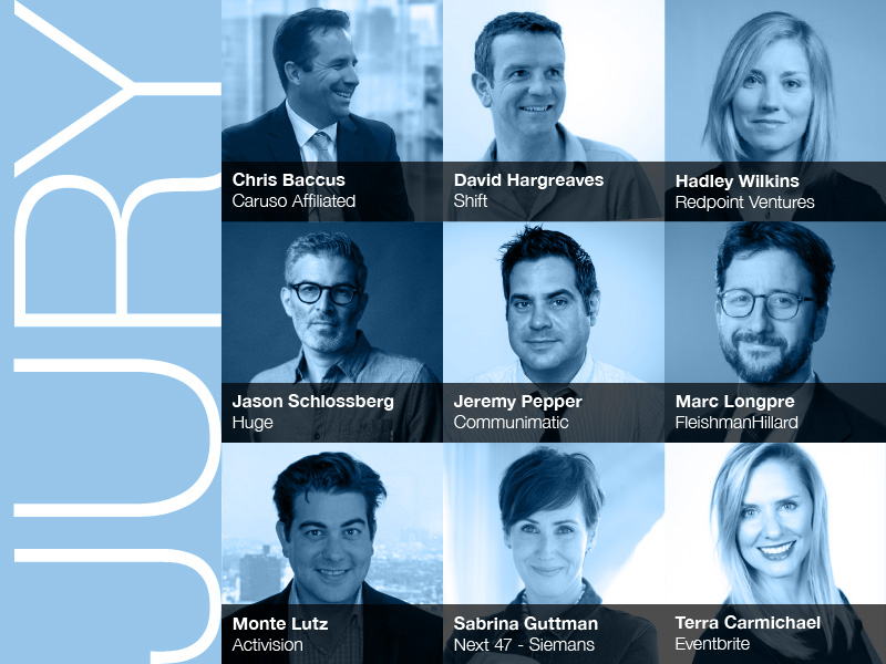 2018 Innovation SABRE Jury - North America Includes VCs, Activision, EventBrite and more