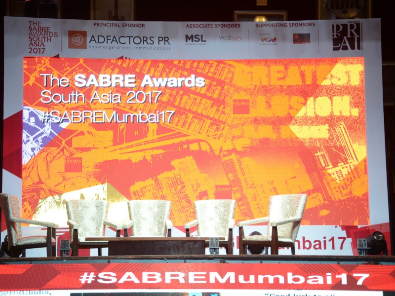 In Pictures: 2017 SABRE Awards South Asia