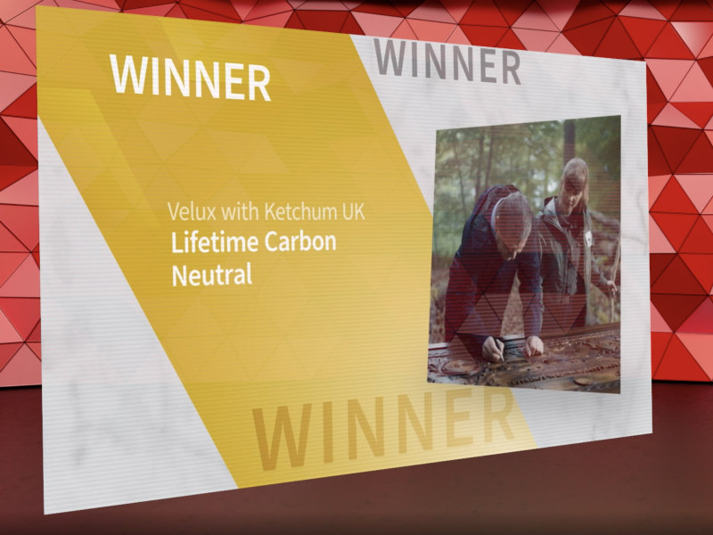 Velux And Ketchum Win Best In Show At 2021 EMEA SABRE Awards