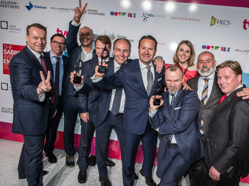 Hill+Knowlton Strategies Wins 2016 Pan-EMEA Consultancy Of The Year