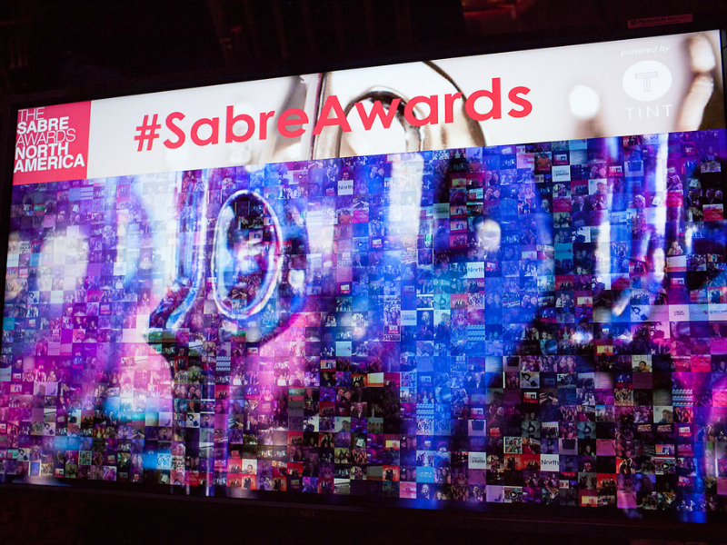 Video: 2015 North America SABRE Awards